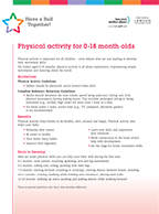 PDF of Tip Sheet for Infants