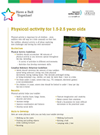 PDF of Tip Sheet for Toddlers