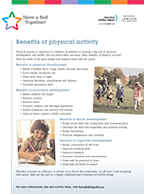 PDF of Tip Sheet for Benefits