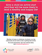PDF poster for Active Start