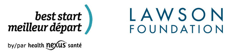Best Start and Lawson Foundation logos